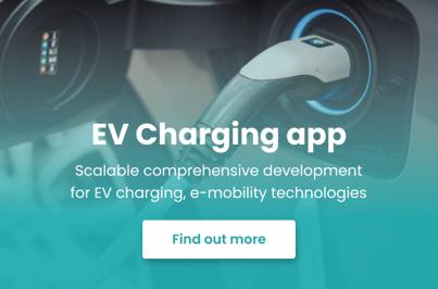 emobility, mobility, ev charging app