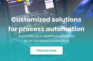 rpa energy utility process automation